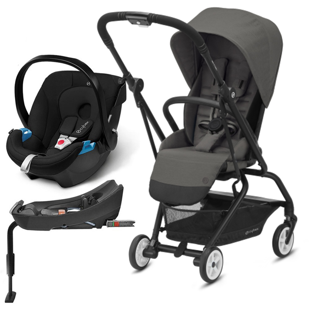 Coche Travel System Eezy S Twist v2 SG + Aton + Base