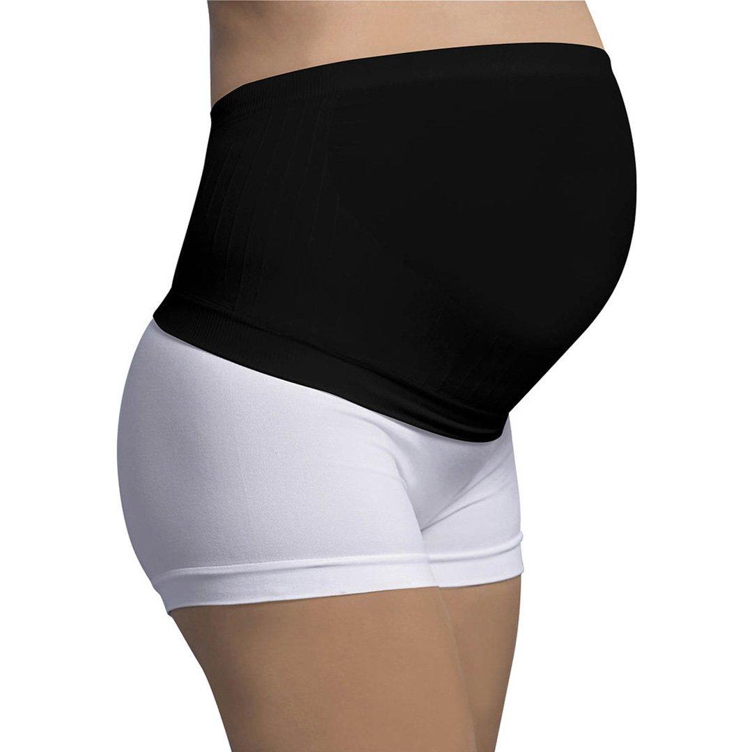 Faja Sujetadora embarazada Carriwell Negro