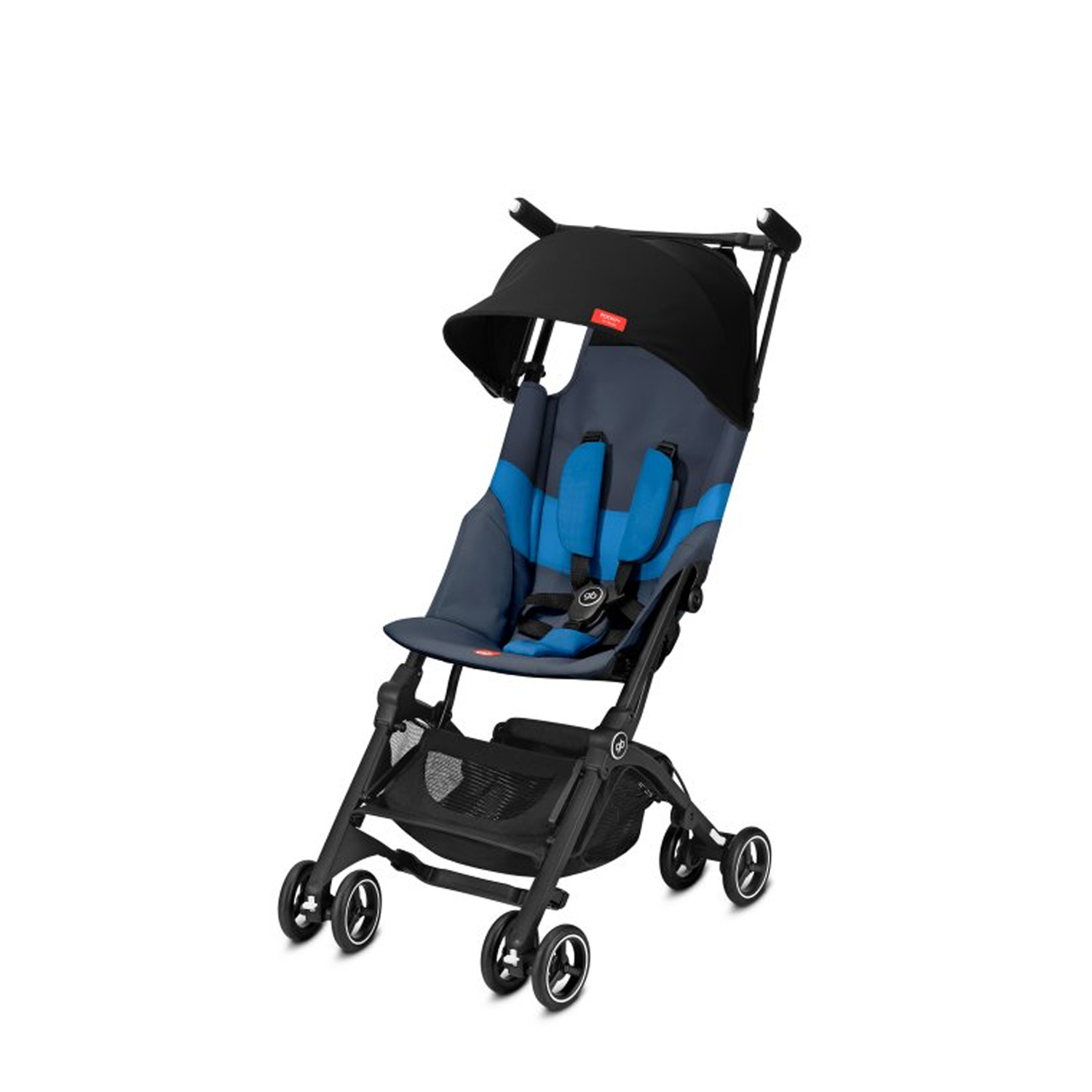 Coche Travel System Pockit Plus AT N. Blue + Aton + Base