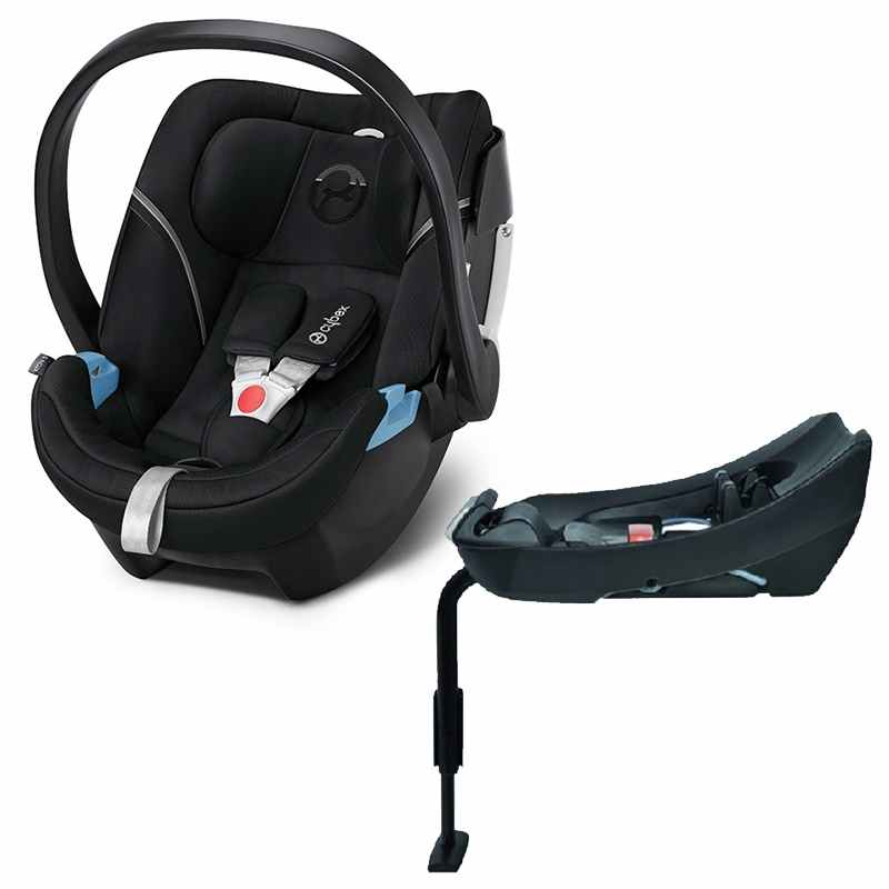 Coche Travel System Pockit Plus AT N. Blue + Aton5 + Base