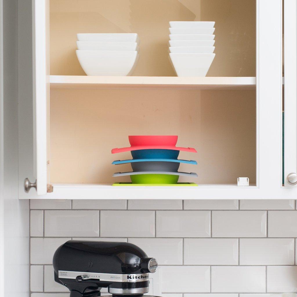 El individual + plato Mini Bowl Slate