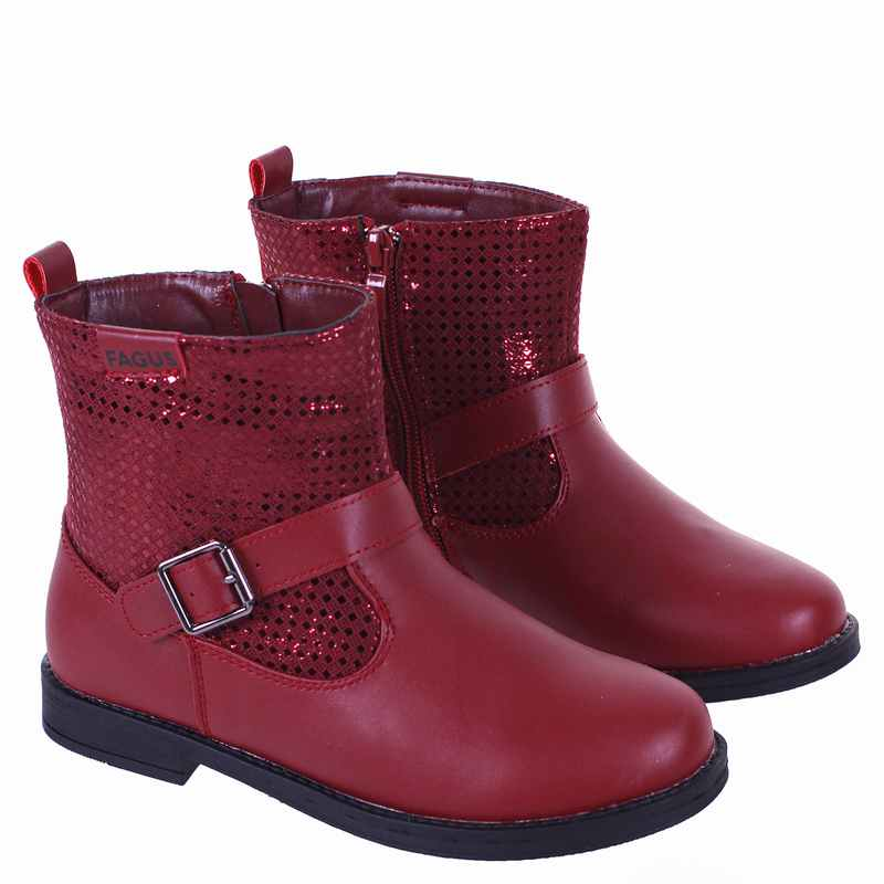 Botin Niña 2Fb6921 Red
