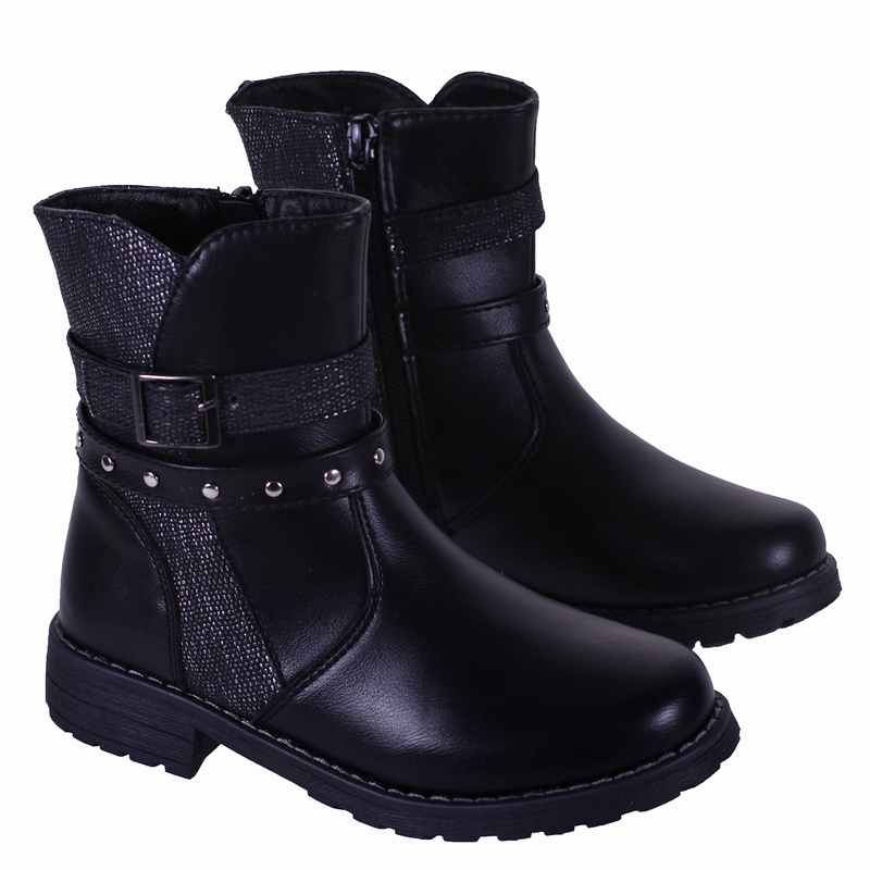 Bota Niña 2Fb7221 Black