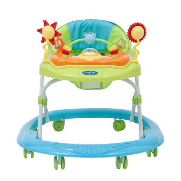 Andador Baby Way Verde Bw-910V