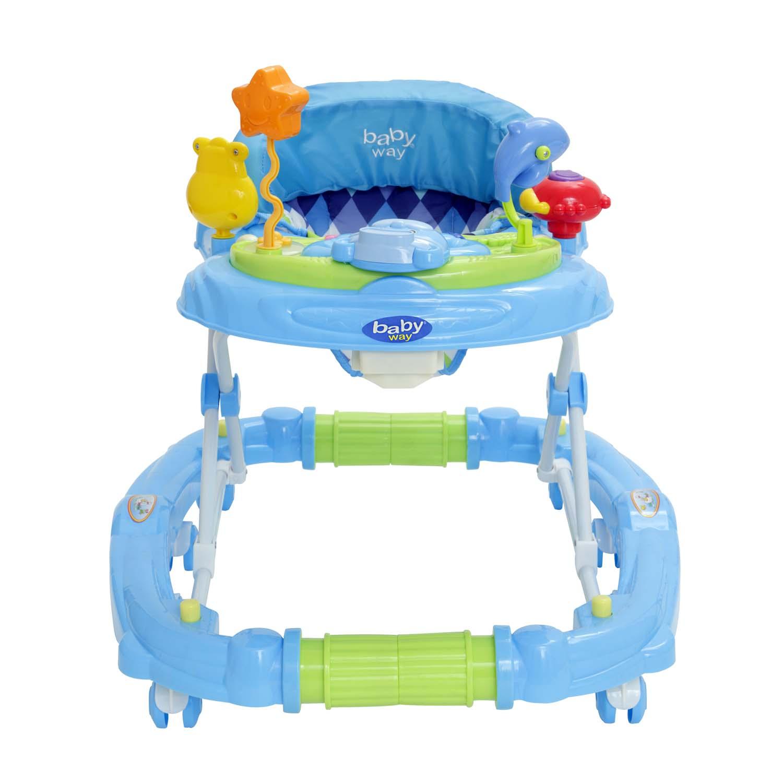 Andador Balancin Baby Way Azul