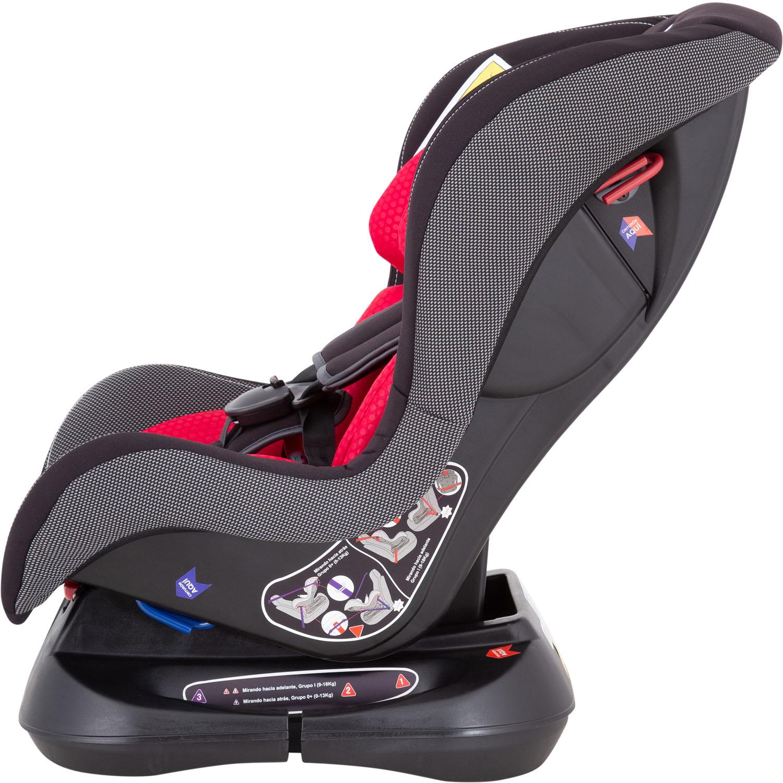 Butaca De Auto Baby Way Reclinable Negro Bw-737N20