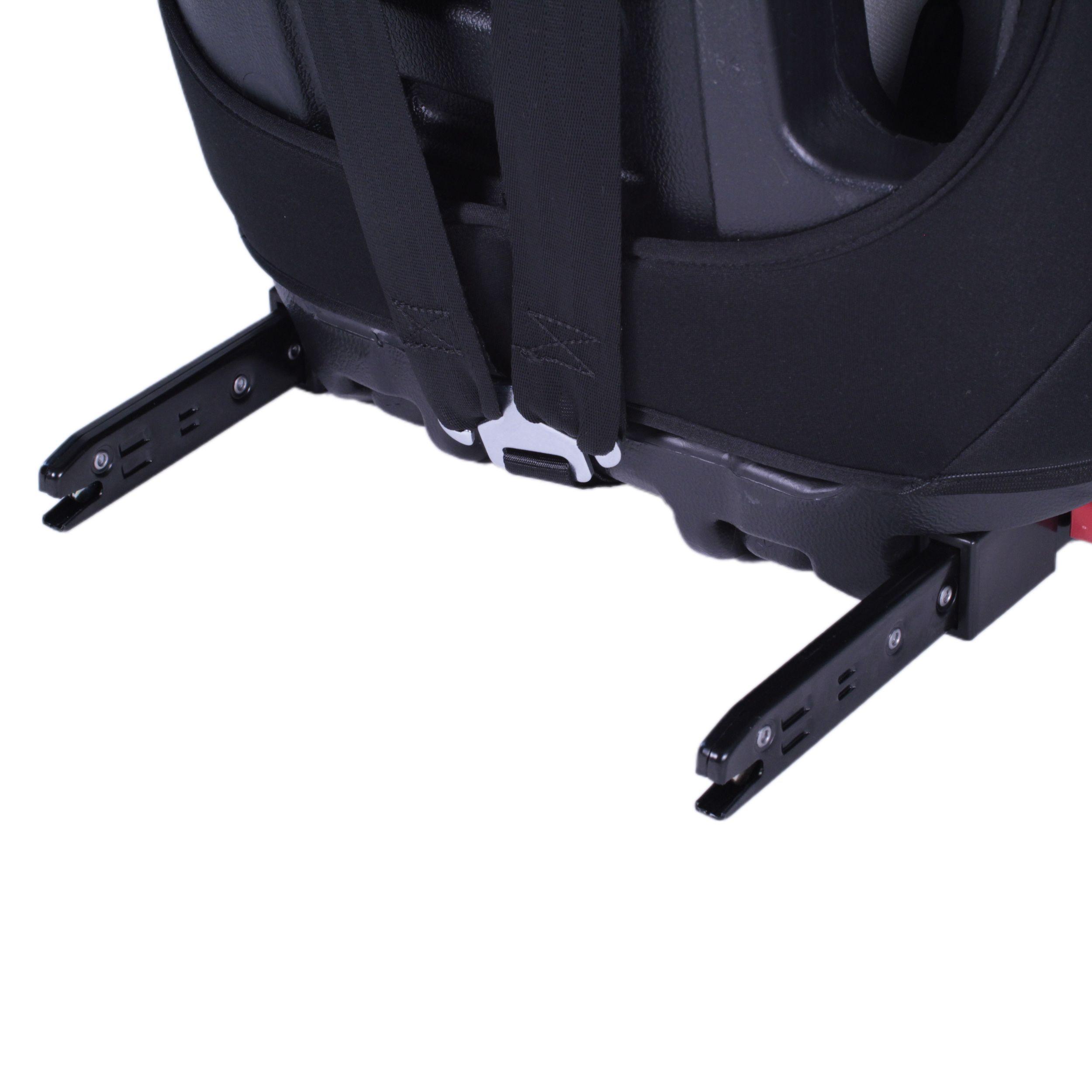 Silla De Auto Isofix Baby Way Gris Bw-750G21