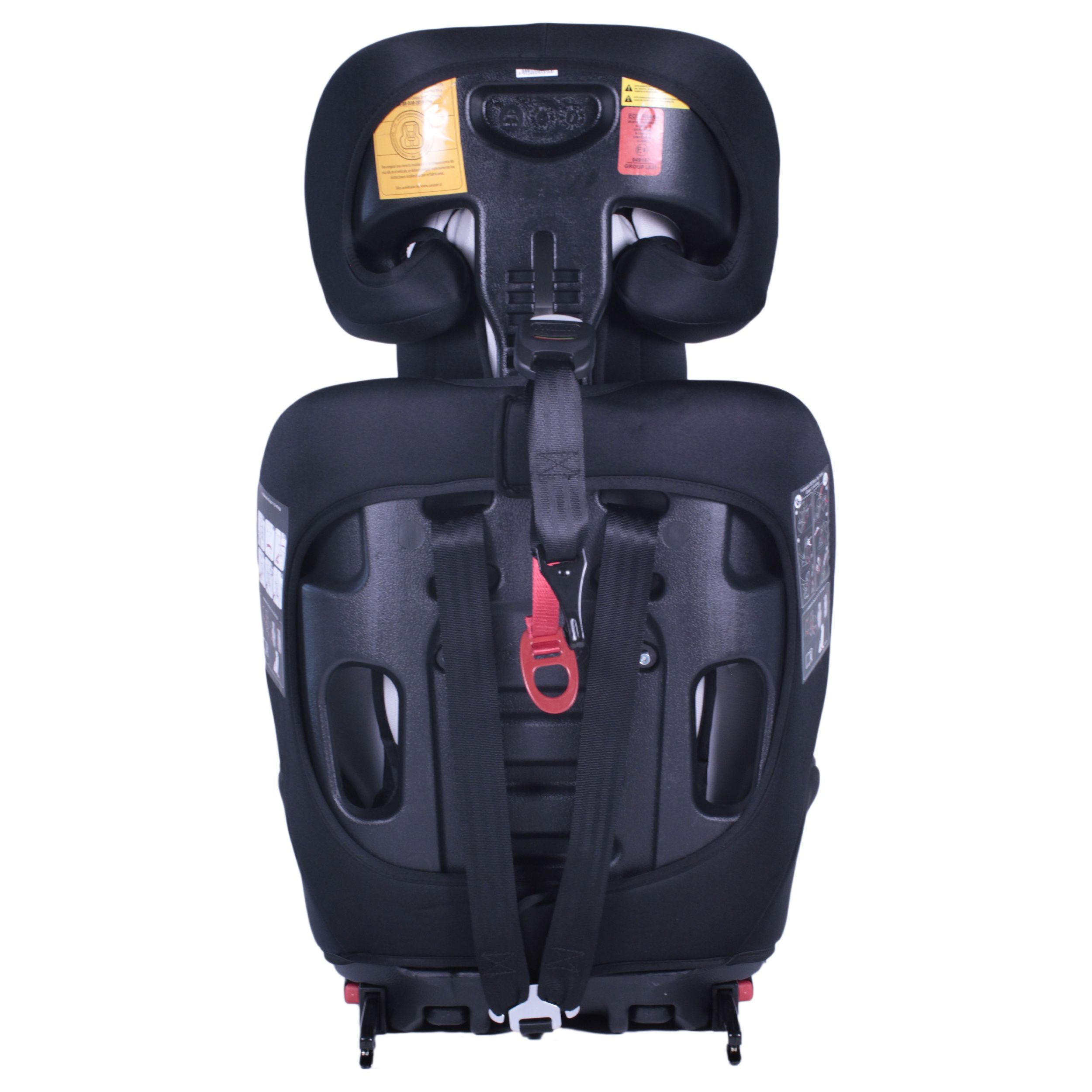 Silla De Auto Isofix Baby Way Turquesa Bw-750T21