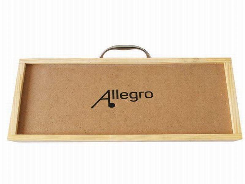 Metalófono 13 Notas Allegro - Aluminio