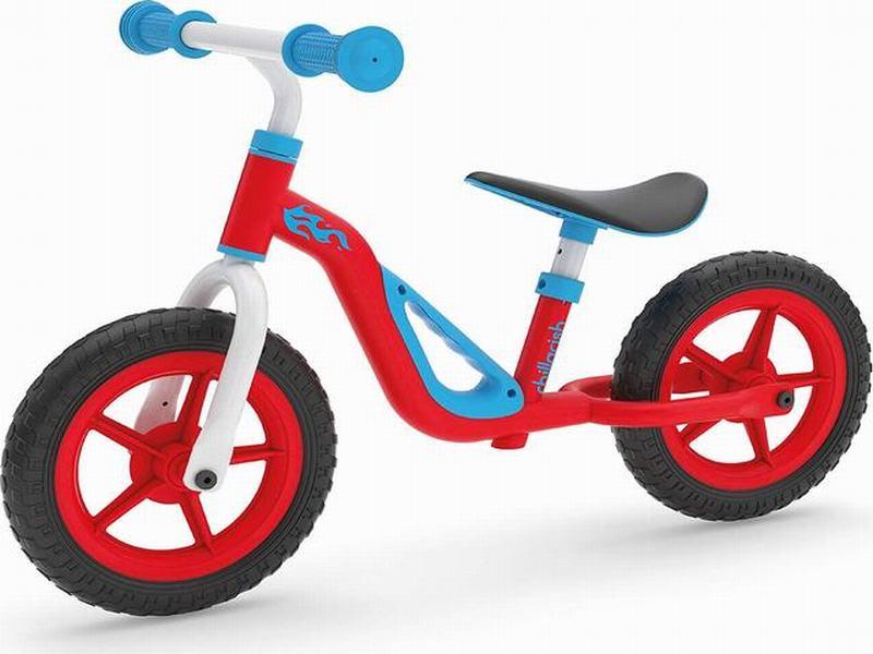 Bicicleta De Aprendizaje Niño Charlie Red Chillafish