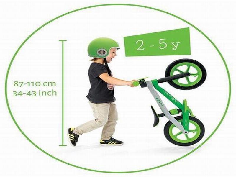 Bicicleta Aprendizaje Chillafish Bmxie  02 Lima