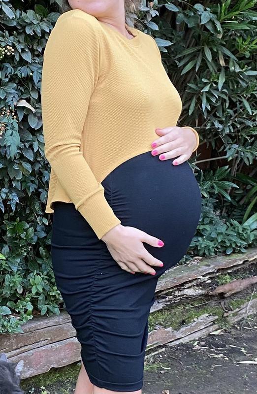Conjunto Maternal Paris Negro Moztaza CJ PR BKMZA XL
