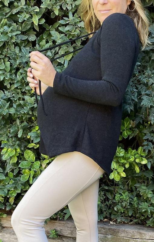 Swetter Maternal Trieste Negro SW TRIESTE BK XL