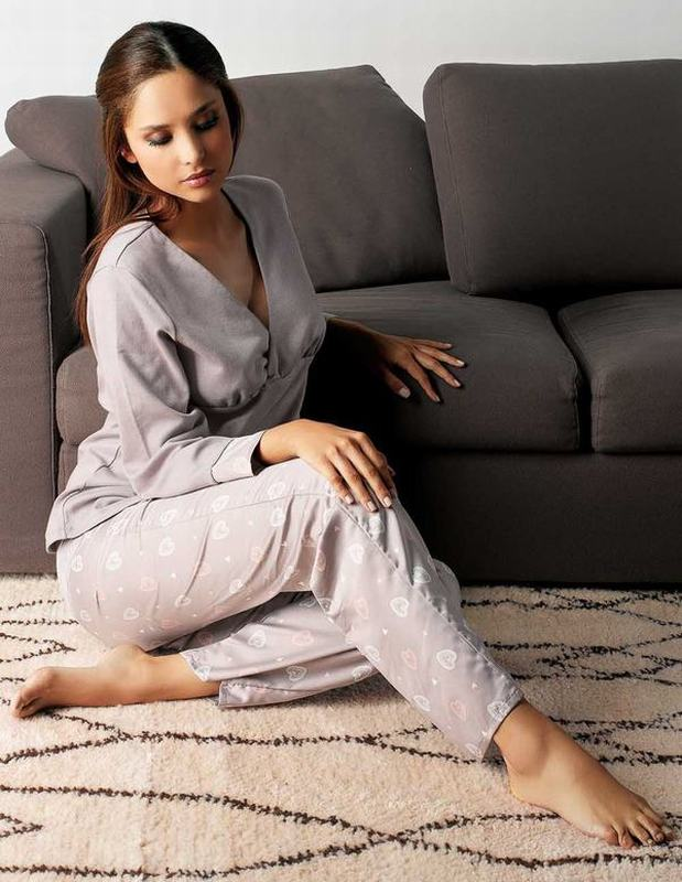Pijama Manon-Pj-Pj1140 MANON-VIN-PJ-M