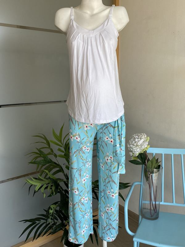 PIJAMA BUTTERFLY SUMMER / MATERNAL Y LACTANCIA