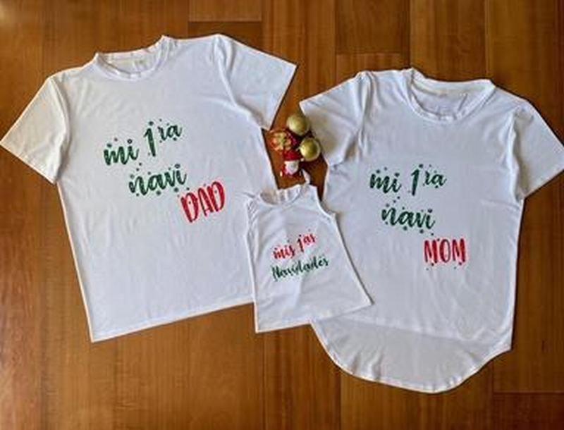 Conjunto Especial Navidad Niña MATCH 14XL