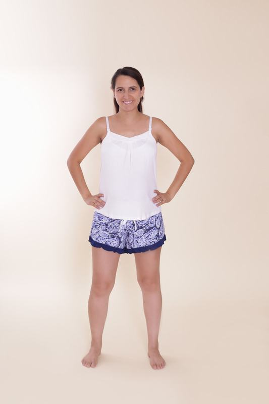 Short Floreado Co FLO SHORT CO S