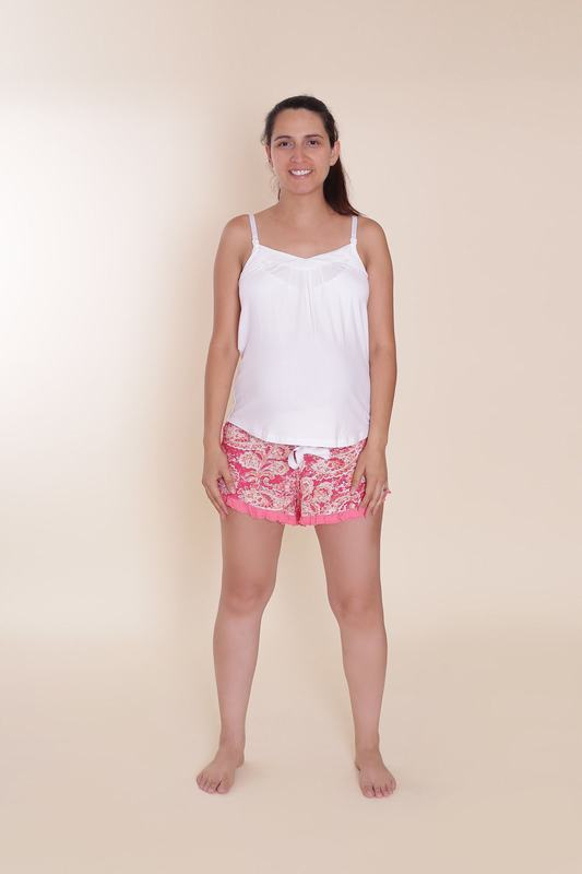 Short Floreado Co FLO SHORT CO XL