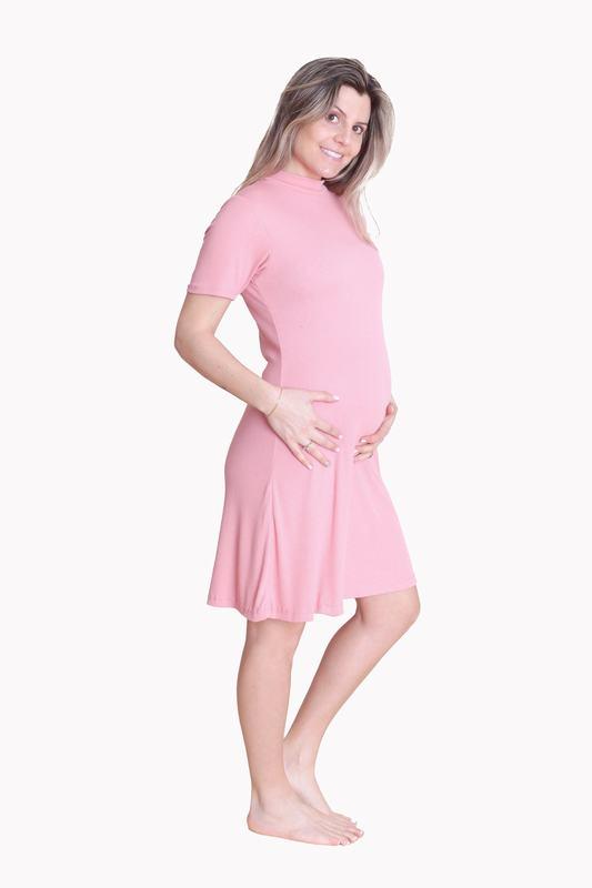 Vestido Ginebra Rosa VEST GINEBRA RO S