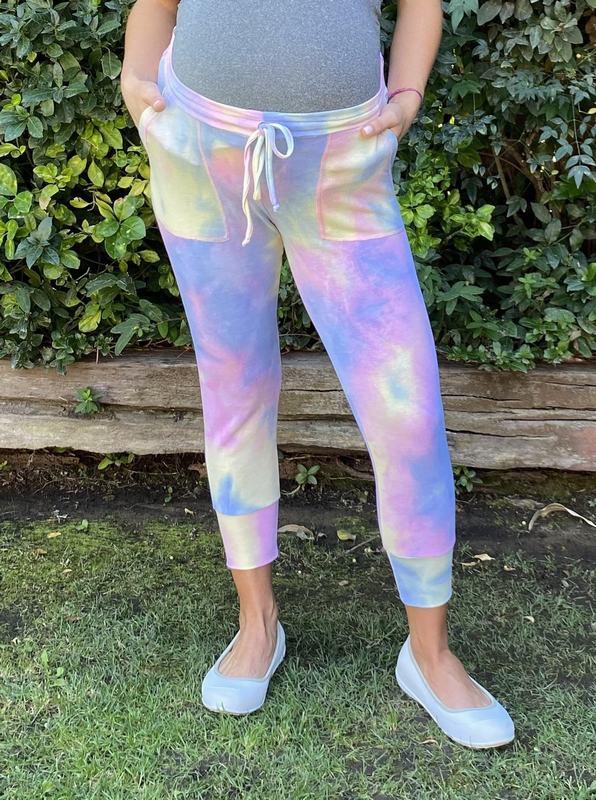 Jogger Maternal Y Post Parto Rainbow JOGGER RW L
