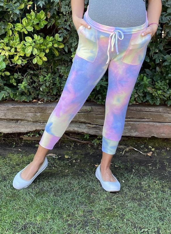 Jogger Maternal Y Post Parto Rainbow JOGGER RW XL