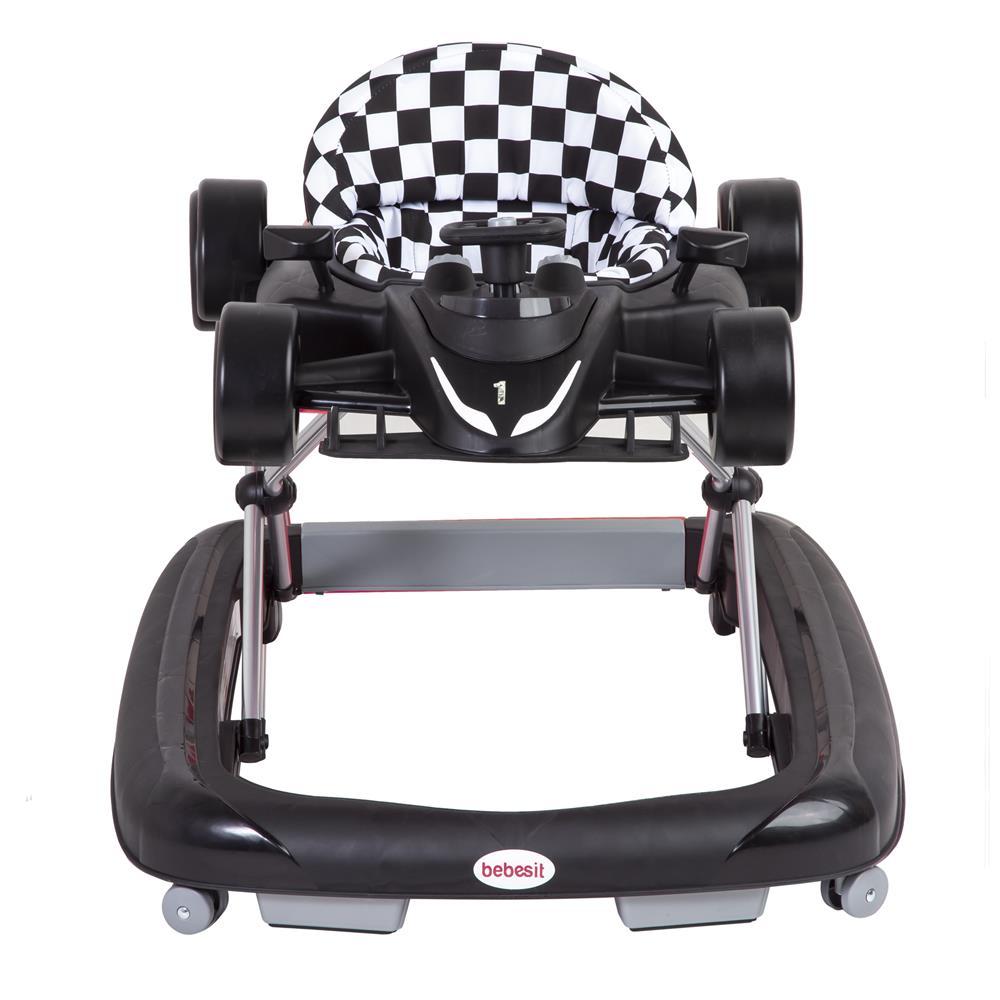 Andador Seat&Walk Black