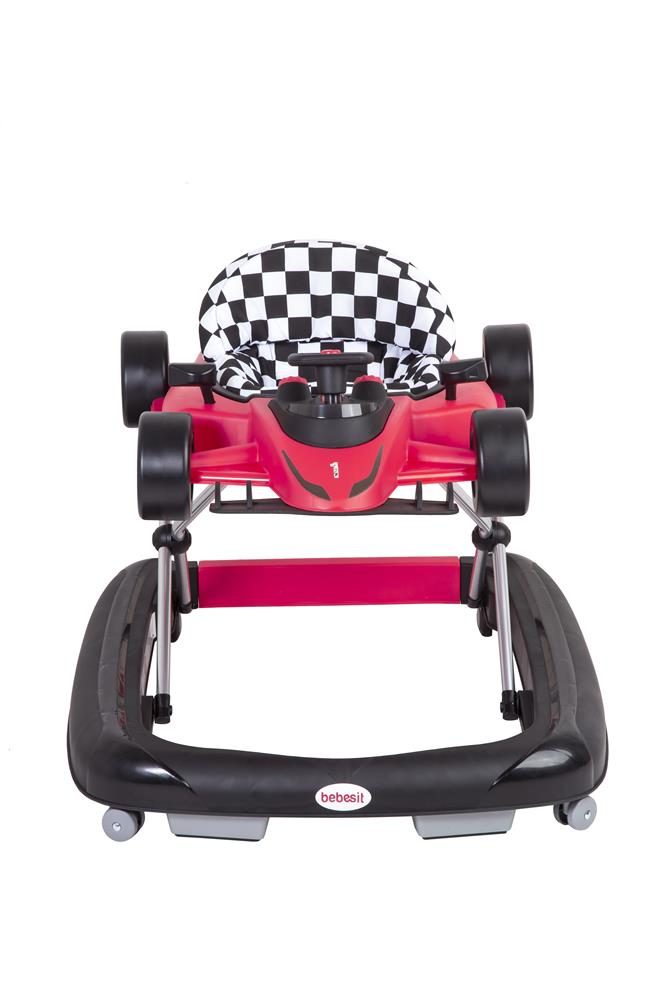 Andador Seat&Walk Pink