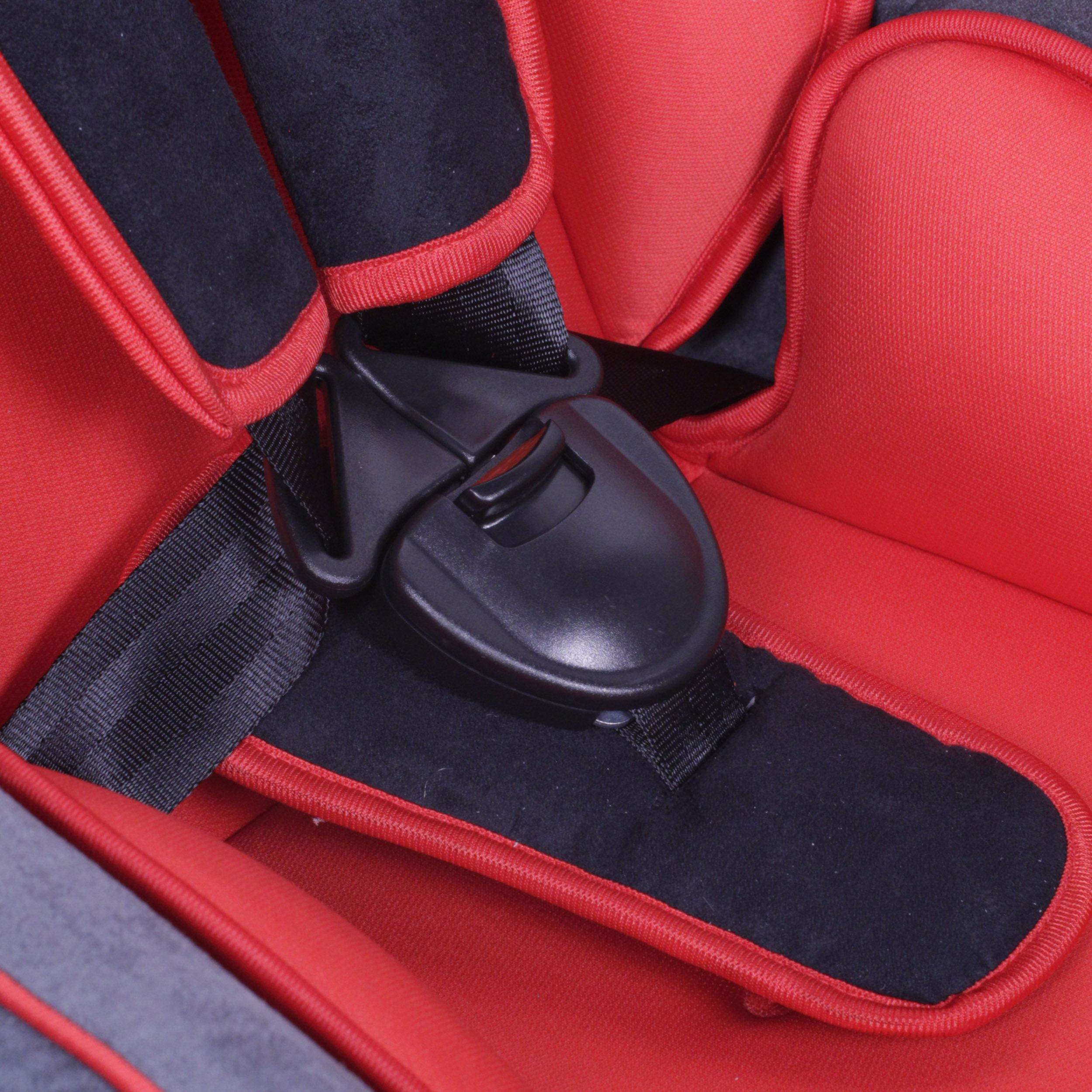 Butaca De Auto Baby Way Bw-744 Rojo
