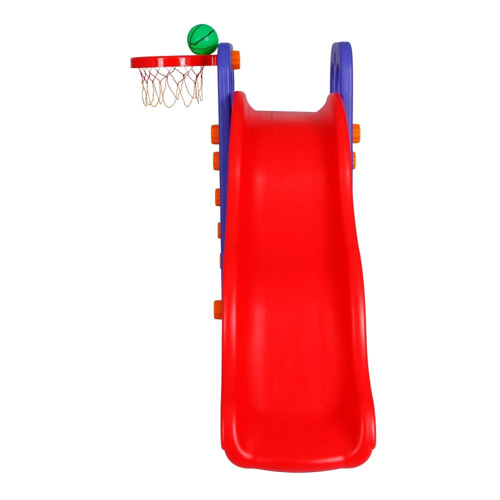 Resbalín con Aro de Baloncesto