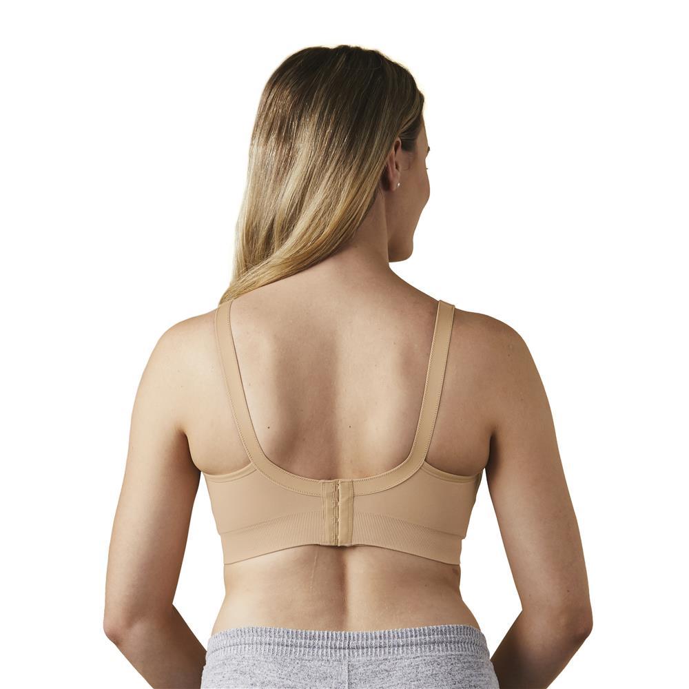 Sosten Maternal Y Lactancia Body Silk Beige Bravado Designs