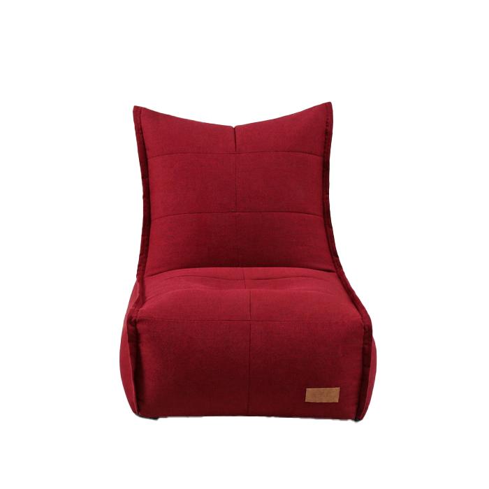 Sillón Pouf Rojo