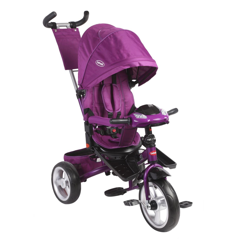 Triciclo Bebesit Trike 1315 - Purpura