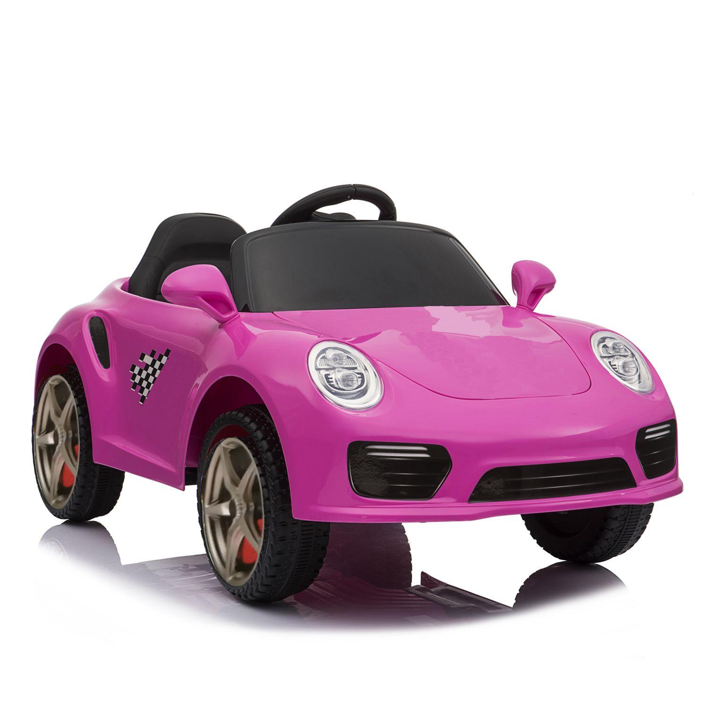 Auto Eléctrico Bebesit Sport GT - Rosa