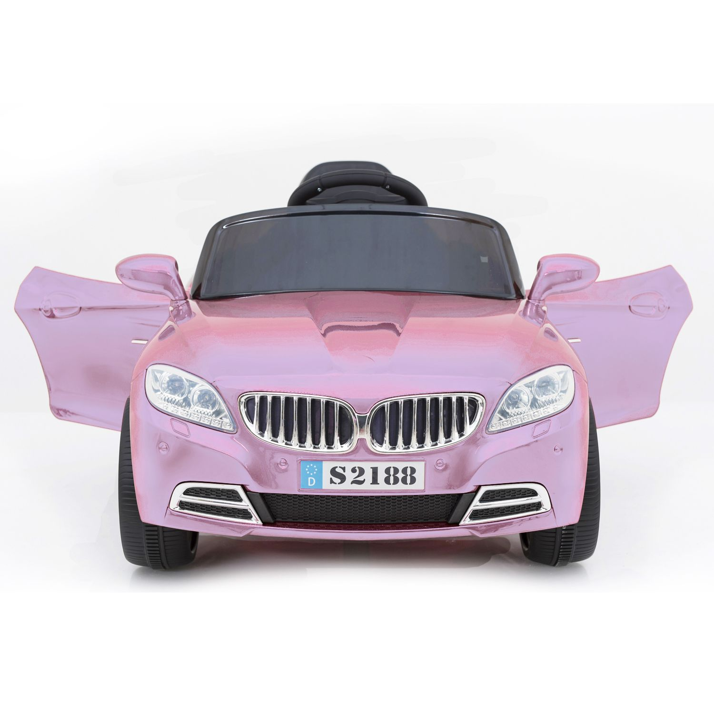 Auto Coupe Eléctrico Bebesit  - Rosa