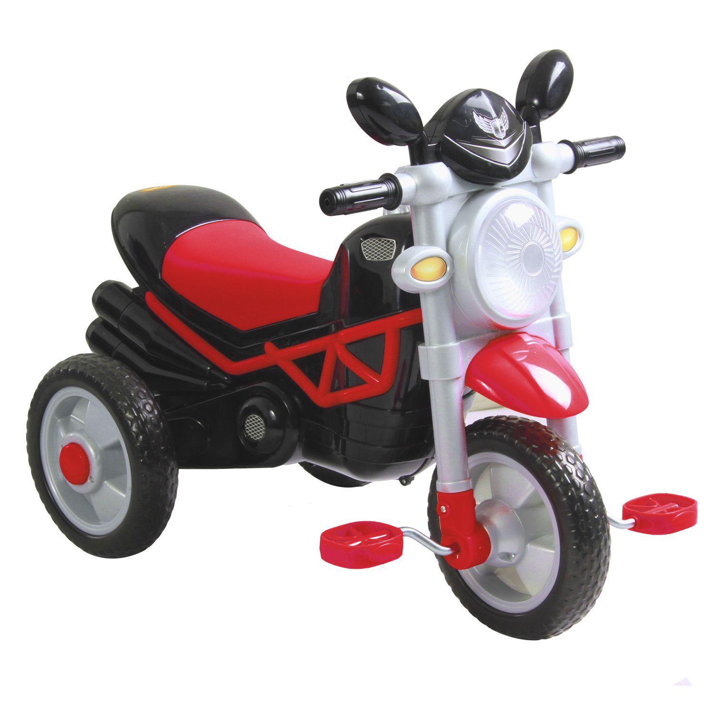 Triciclo Bebesit Trike 221 - Rojo