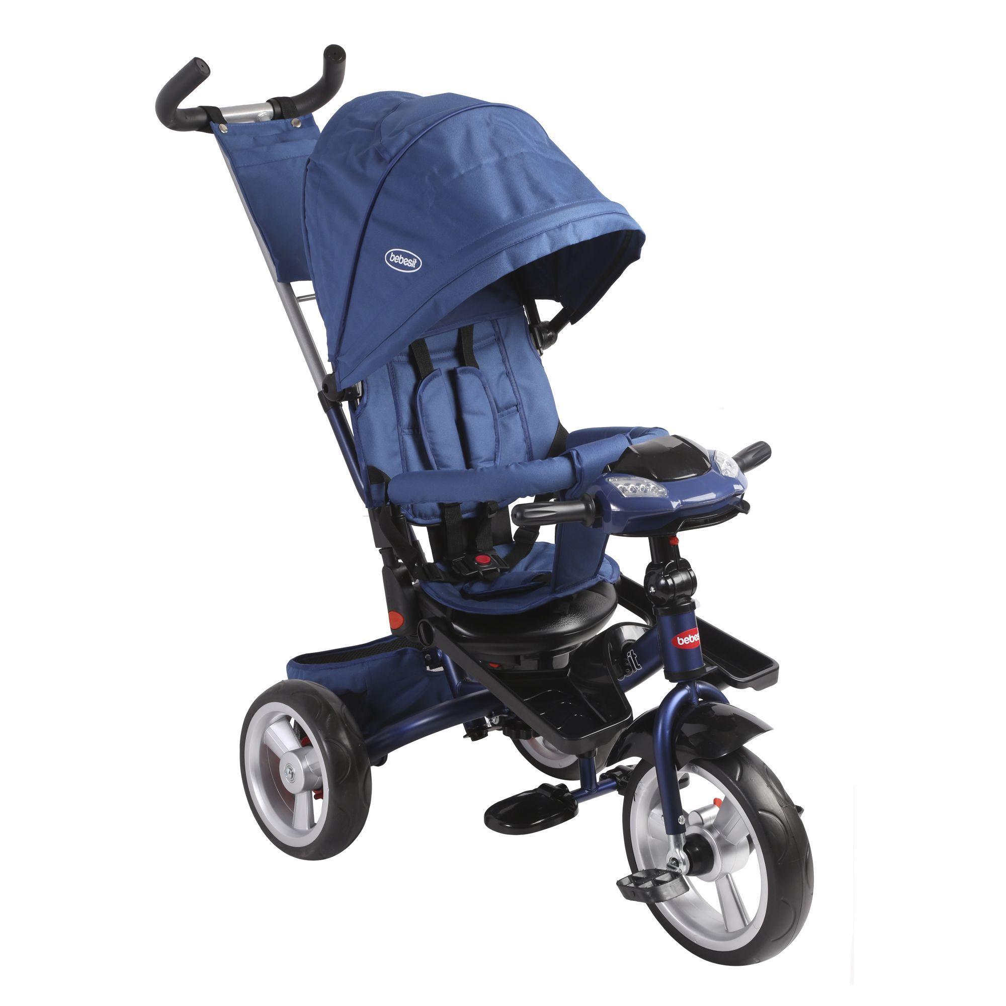 Triciclo Bebesit Trike 1315 - Azul