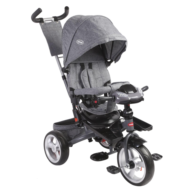 Triciclo Bebesit Trike 1315 - Gris