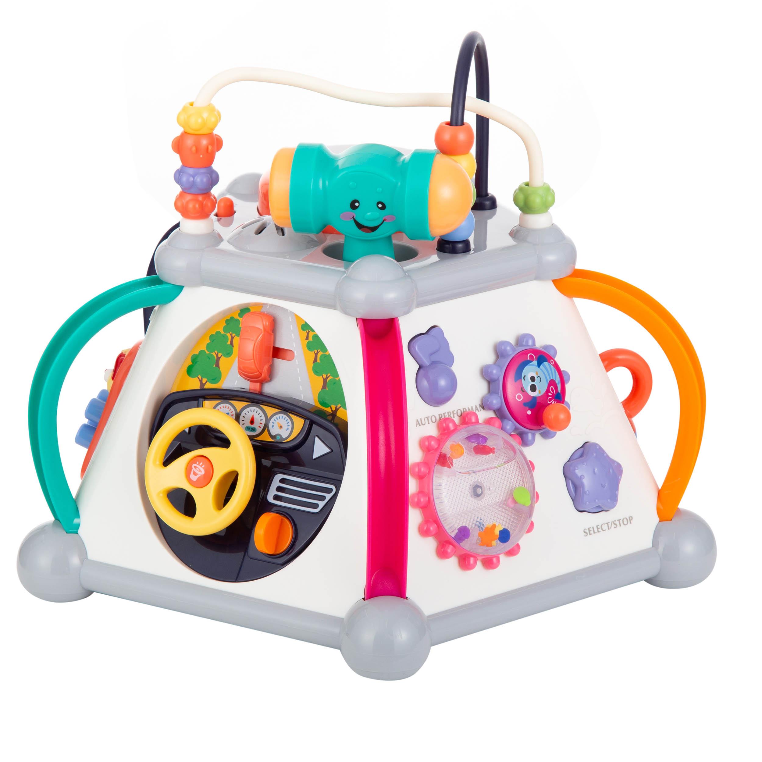 Piramide Juegos Y Musical Interactivo Baby Way