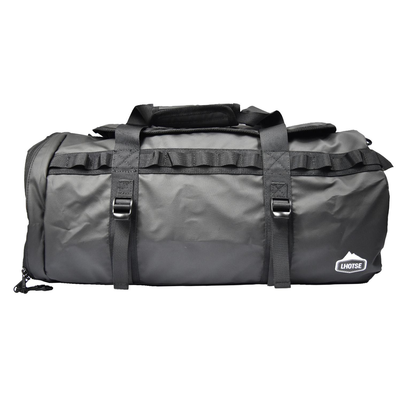 Bolso Deportivo Lhotse Duffel Bag Negro