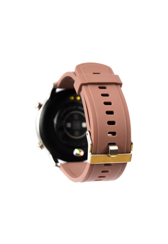 Reloj Smartwatch Lhotse RD7 Plateado Beige