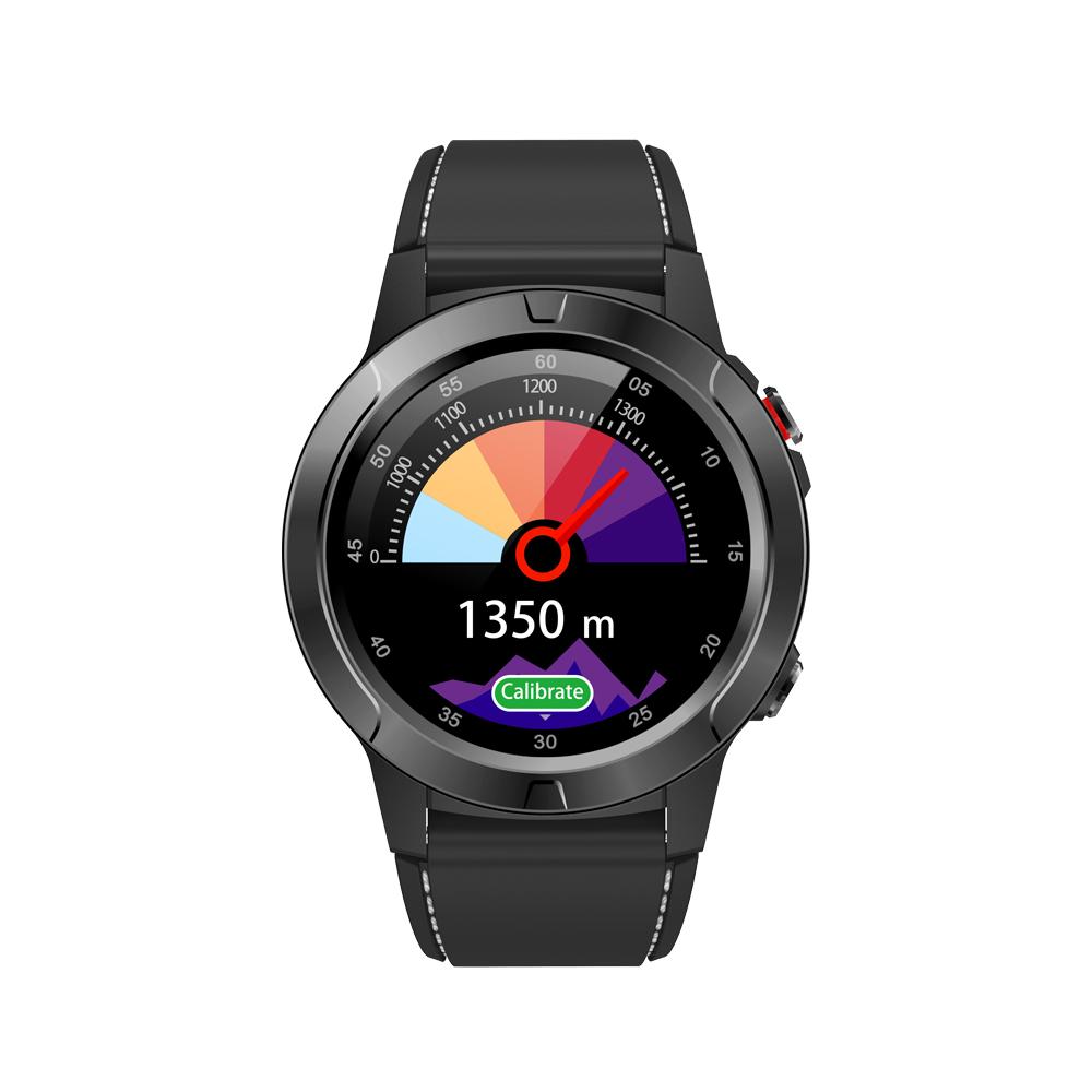 Reloj Smartwatch Lhotse Stone M4 GPS Black