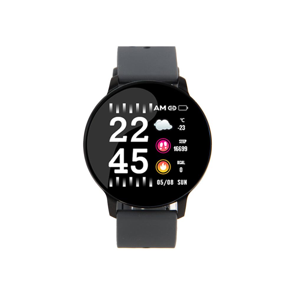 Reloj Smartwatch Lhotse SW88 Gris