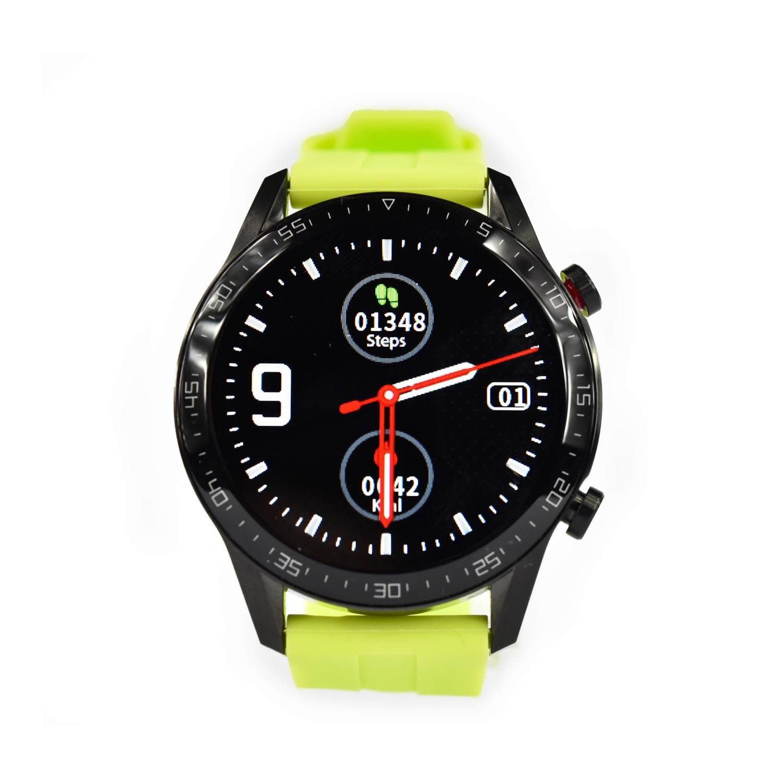 Reloj Smartwatch Lhotse RD9 Verde Limón