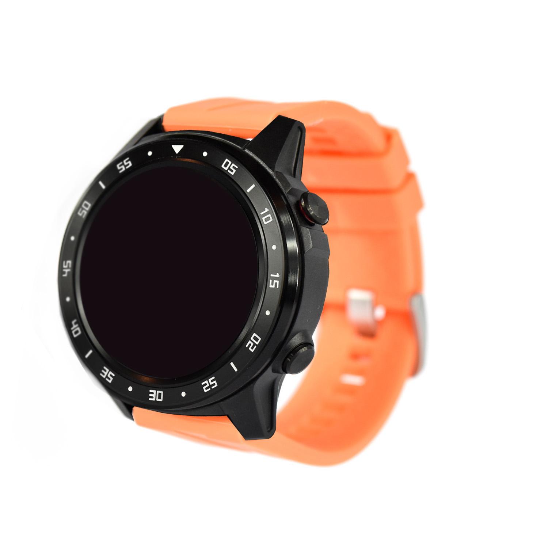 Reloj Smartwatch Lhotse Route M5 GPS Naranjo