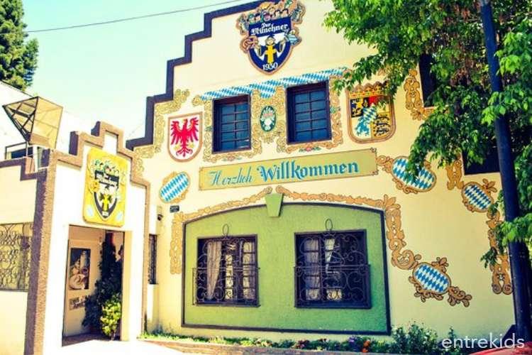 Restaurante Der Munchner