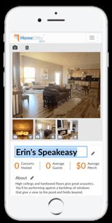 HomeDitty responsive website