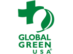 Logo of Global Green, this month's Featured Member