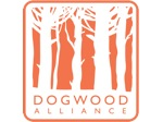 Logo of the Dogwood Alliance, this month's Featured Member