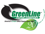 Logo of GreenLine, this month's Featured Member