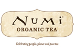 Logo of Numi Tea, this month's Featured Member